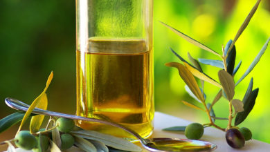 Various conventional cooking oils (R.B.D.) & suggested uses
