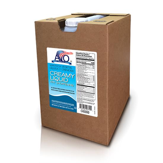 AVO Creamy liquid shortening