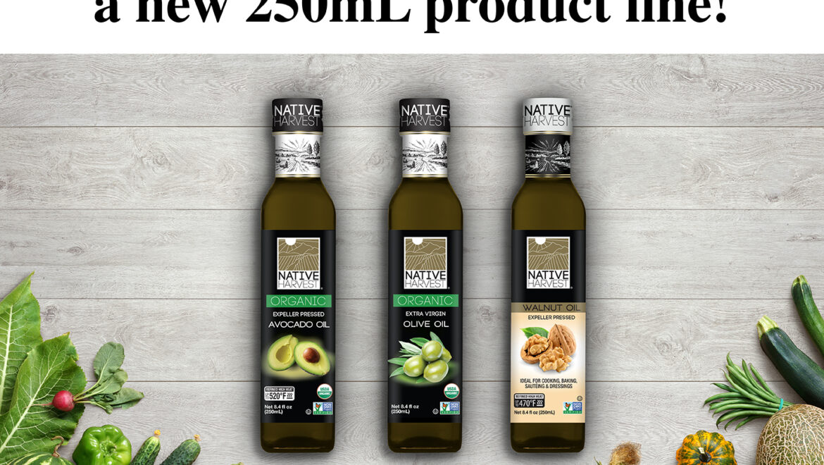 Our NonGMO & Organic Company, Native Harvest is launching a 250mL product line!