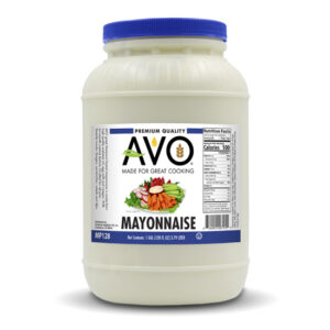 AVO 1 GALLON MAYONNAISE REGULAR